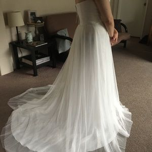 Brand new wedding dress!
